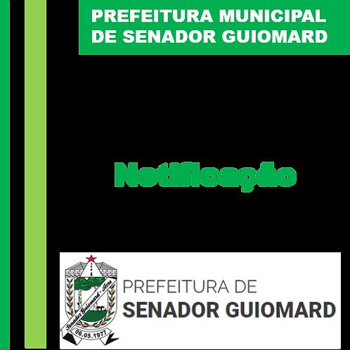 Notificação Administrativa (Jorge do Nascimento Soares)