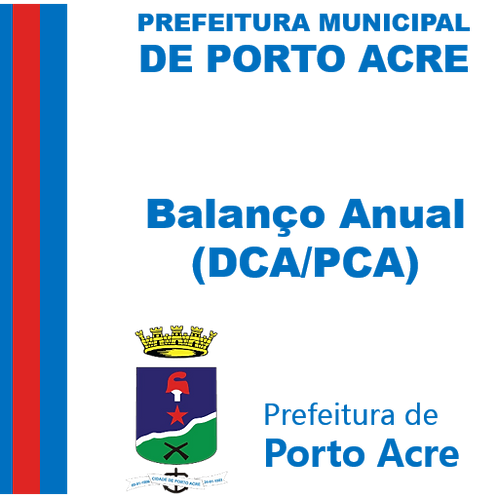 Balanço Anual  2019