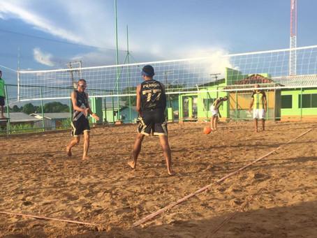 Definidos os grandes semifinalistas do 1° circuito thaumaturguense de voleibol de areia