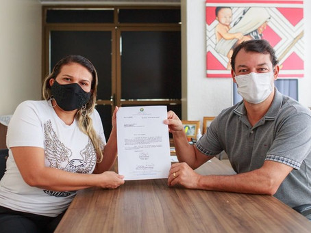 Vereadora reivindica manutenção do caixa eletrônico do Banco do Brasil em Capixaba
