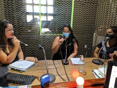 Profissionais de saúde de Xapuri esclarecem dúvida a população sobre os serviços fonoaudiólogos