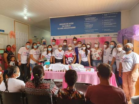 Programação da campanha Outubro Rosa continua a todo vapor em Porto Acre