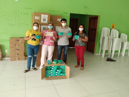 Assistência Social recebe donativos do SOS Acre