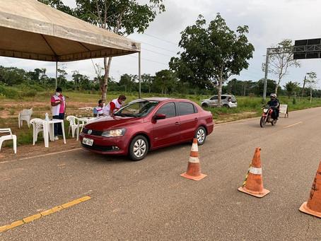 Prefeito de Xapuri pede ajuda de voluntários para monitorar a entrada do município