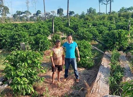 Câmara apoia agenda produtiva em favor do produtor rural de Capixaba