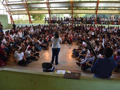Prefeitura de Brasileia e CAPS realizam projeto Joga na Roda