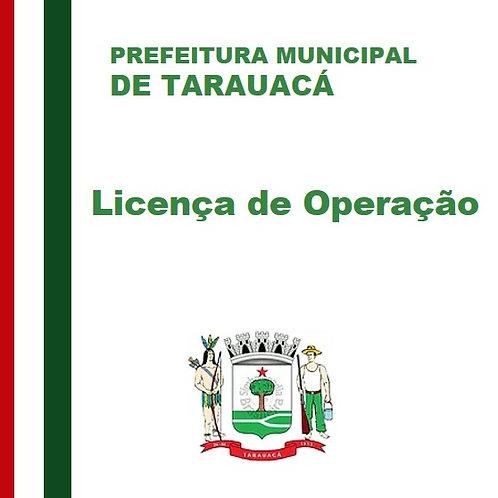 Licença de Operação - Fúnebre