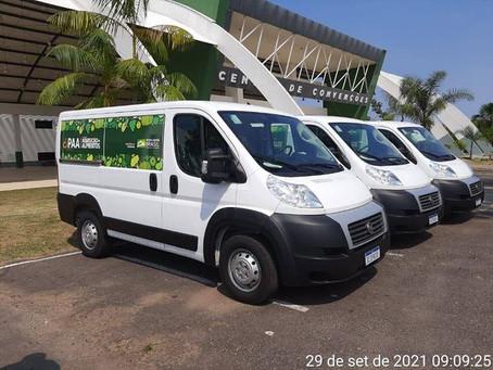 Acrelândia é contemplada com uma Van zero km do Programa de Aquisição de Alimentos (PAA)