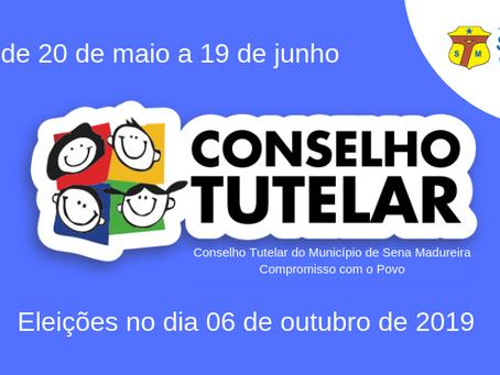 Resultado Preliminar da 1ª fase - Inscrições do Conselho Tutelar de Sena Madureira, confira !