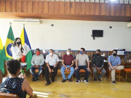 OCA Xapuri celebra 11 anos e governo anuncia reforma do prédio