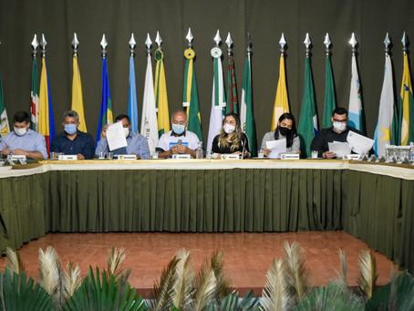 Brasileia se torna a capital politica do Estado com a realização da II Assembleia Geral da AMAC