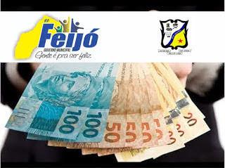 Prefeitura de Feijó realiza pagamento da folha dos servidores do mês de AGOSTO 2020