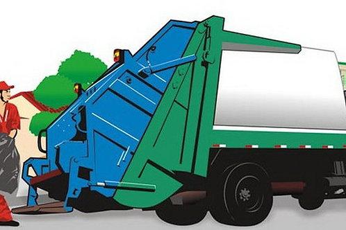 Coleta e Transporte de Resíduos Sólidos
