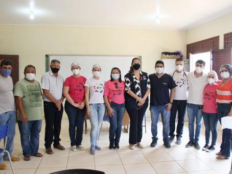 Prefeitura realiza 4º Saúde Itinerante Especializado em parceria com o Sesacre e Semsa