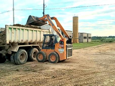 Rodrigues Alves - Prefeitura inicia os trabalhos de restauração de vias em nosso município