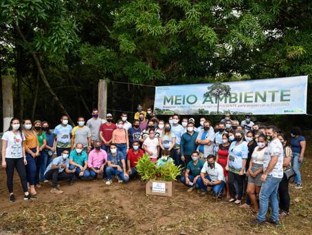 Prefeitura de Brasileia realiza abertura da semana do meio ambiente