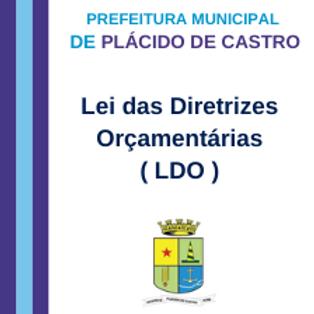 Lei N° 739/2021 - LDO 2022