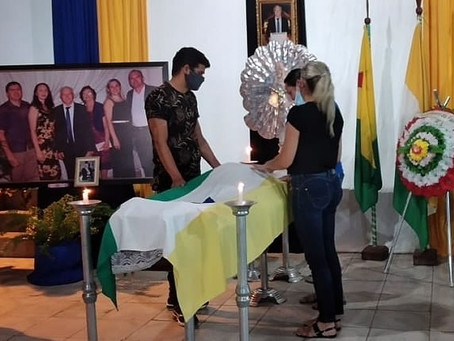 Sebastião Correia será enterrado em Cruzeiro do Sul no dia do aniversário de Rodrigues Alves