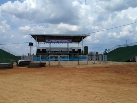"1ª Feira Agropecuária ""Expoacrelândia"" será realizada nos dias 12 a 15 de setembro"