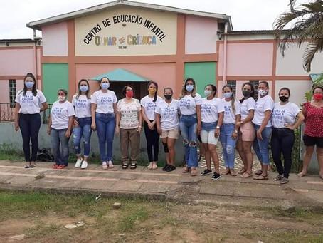 """Prefeitura de Xapuri adere à Campanha """"Fora da Escola não pode"""" do UNICEF"""