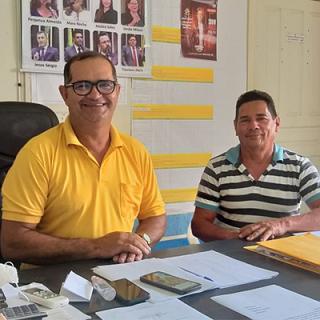 Prefeito Tanízio Sá e vice Toscano adquirem mais equipamentos agrícolas para Manoel Urbano