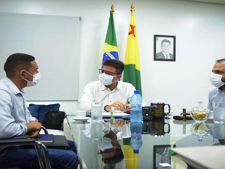 Prefeito busca investimentos e melhorias para Assis Brasil numa agenda intensa de reivindicações