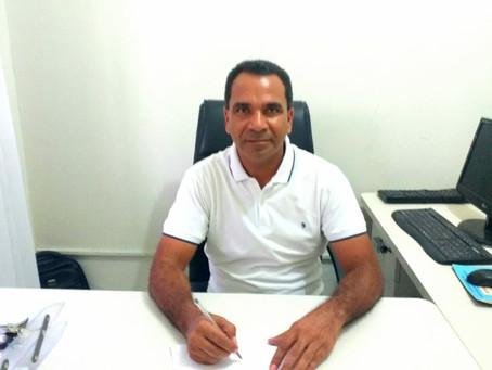 Prefeitura informa que o prefeito Jailson Amorim encontra-se internado na UTI com Covid-19