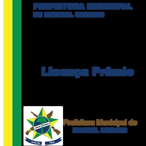 Licença Prêmio - Maria das Graças Brandão de Souza