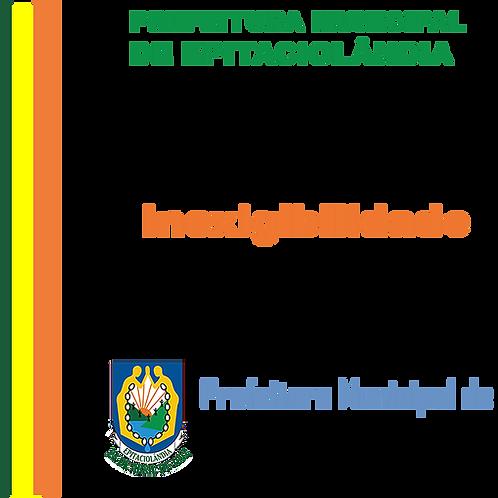 Inexigibilidade 001/2019 Aplicativo de Acompanhamento de Obrigações