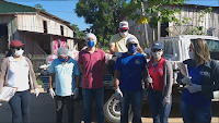 Prefeitura de Manoel Urbano distribui cestas básicas para famílias de Baixa renda