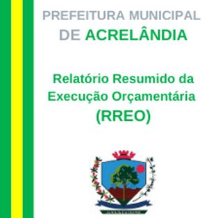 RREO - 1º Bimestre de 2021
