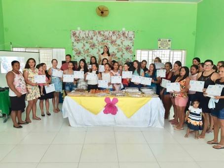 Secretaria de Assistência Social promove mas um curso profissionalizante em Marechal Thaumaturgo