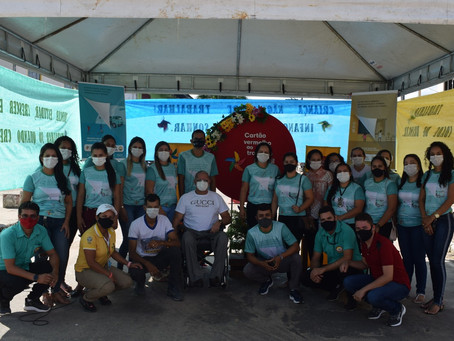 Prefeitura de Rodrigues Alves realiza ação alusiva ao Dia Mundial de Combate ao Trabalho Infantil