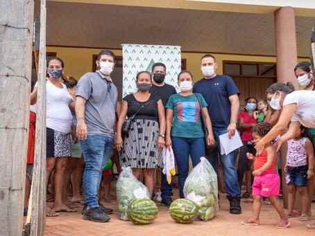 Prefeitura de Brasileia realiza projeto Minha Mãe é uma Estrela