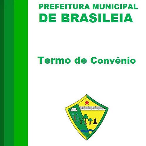 Termo de Convênio - Concessão de Empréstimo aos servidores Municipais