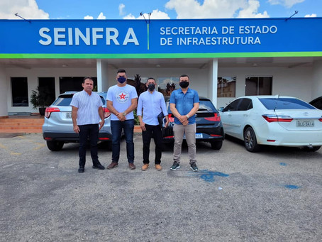 Prefeito Jerry Correia busca recursos e parcerias na capital do Estado do Acre