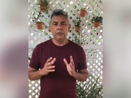 Bira Vasconcelos suspende atendimento ao público de órgãos públicos