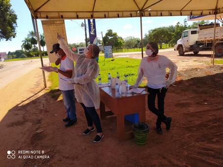 Secretaria de Saúde de Porto Acre orienta a população sobre a prática frequente de higienização