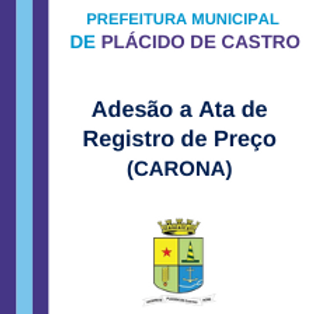 Adesão/Carona N°003/2021 - Veiculação de anúncios coloridos