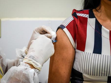 Prefeitura de Brasileia inicia a aplicação da segunda dose da vacina contra a covid-19