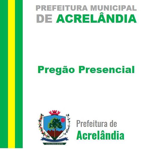 PP SRP 004/2021 - Serviços de Manutenção Preventiva e Corretiva