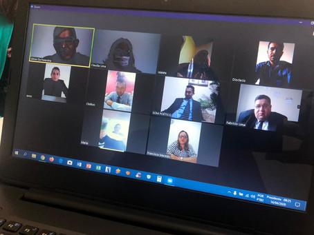 Hoje, 16/04 - Sessão Virtual n° 02/2020 da Câmara Municipal de Vereadores, assista e participe !