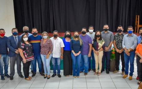 Fernanda Hassem e Carlinhos do Pelado anunciam secretários municipais; veja a lista