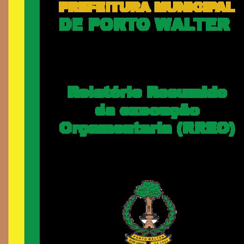RREO - 4º Bimestre - Julho e Agosto 2019