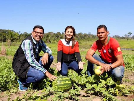 Câmara de Vereadores comemora emenda de 200 mil reais destinada para os produtores de Capixaba