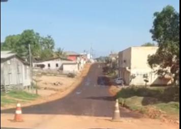 Prefeitura prevê iniciar asfaltamento das ruas Manoel Batista e Macapá esta semana