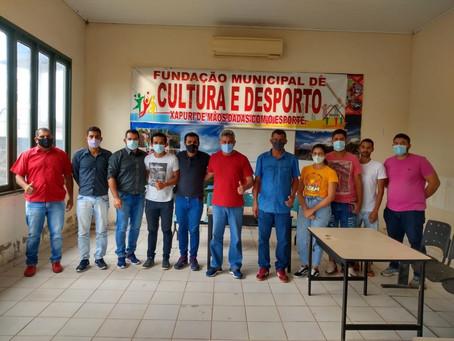 Esporte: Xapuri sediará a Copa Raimundo Felipe da Silva