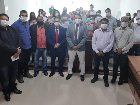 Profissionais da saúde ganham Moção de Aplausos da Câmara de Vereadores de Tarauacá