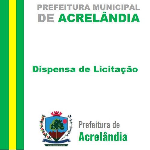 DL 002/2021 - CONTRATAÇÃO DE EMPRESA PARA PRESTAÇÃO DE SERVIÇOS DE CONTABILIDADE