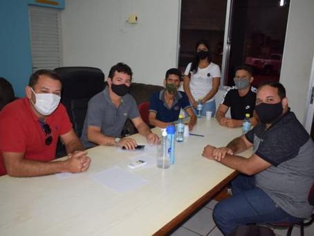 Departamento de Cultura de Rodrigues Alves se reúne com coordenadores de cultura